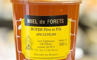MIEL DE FORET 500GR