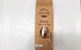 Pâtes sèches torsades (400gr)