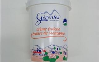 Crème épaisse 50Cl Gérentes