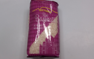 RIZ BASMATI PQT 1 kg