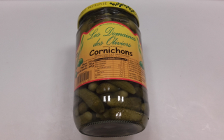 CORNICHON extra fin pot 720 ml