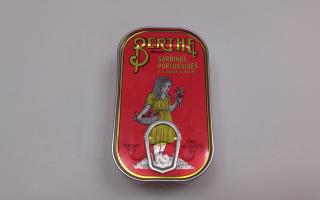 SARDINE BERTHE portugale 125 grs