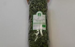 Sachet de feuilles de verveine BIO 50gr