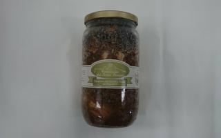 Saucisses lentilles vertes du Puy AOP (780 Gr)