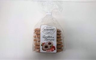 Lunettes fourrées fraise (350gr)