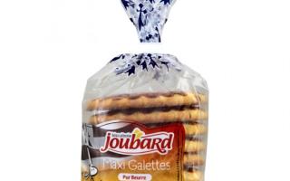 Galettes pur beurre Joubard (250gr)