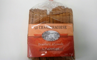 biscottes traditions chanteracoise (370gr)