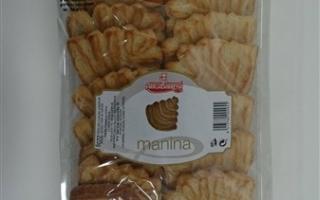 Gâteau secs  manina (225gr)