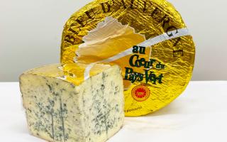Bleu d'Auvergne AOP ACPV