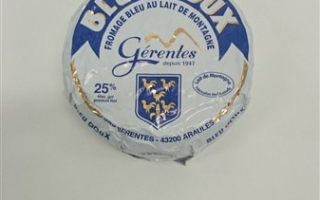 Bleu doux Gérentes (400Gr)