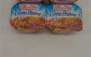 Crème dessert caramel (4x125gr)