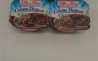 Crème dessert chocolat (4x125gr)