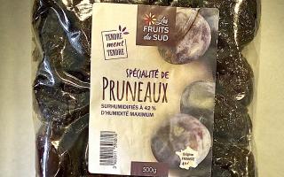 PRUNEAU  33/44 sac 500 gr