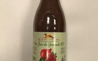 JUS GRENADE  bio 1 litre turquie