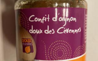 CONFIT D'OIGNON 210GR