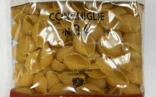 CONCHIGLI PQT N?34 500 GR