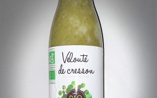 VELOUT? CRESSON BIO  France 75CL
