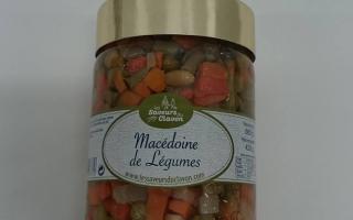 Macédoine de légumes (720ml)
