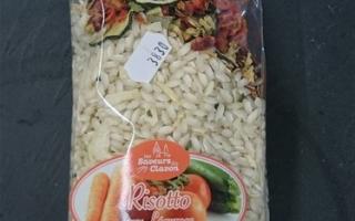 Risotto aux légumes (300gr)