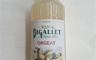 Sirop orgeat bigallet 1l