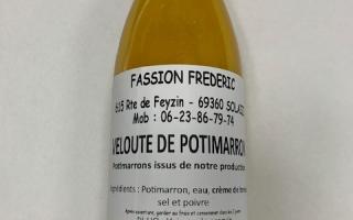 soupe potimarron bouteille 75cl france cat 2